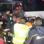 Elazığ'da feci kaza! 17 yaralı