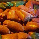 Bursa'da kaçak avlanan 2 ton midye ele geçirildi