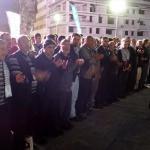 İsrail'in Gazze'ye yönelik saldırıları İzmir'de protesto edildi