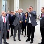 Samsun'da 56 milyon liralık sağlık yatırımında sona gelindi