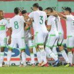 Feghouli ve Benzia'lı Cezayir farklı kazandı