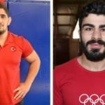 Milli güreşçilerden 2 madalya