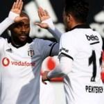 Beşiktaş İstanbulspor'u geriden gelip yendi