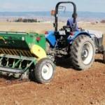 Siyez Buğdayı Projesi kapsamında ilk tohumlar toprakla buluşturuldu