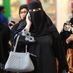 Suudiler'den çarşaf protestosu! Gittikçe yayılıyor