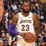 LeBron'lu Lakers son saniye bloğüyla kazandı