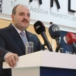 Varank: Hedefimiz Türkiye'yi üretim üssü yapmak