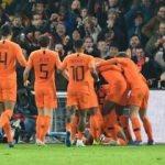 Hollanda Fransa'yı devirdi!