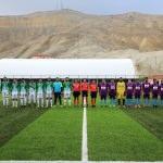 Futbol: 1. Amatör Küme Büyükler Futbol Ligi B Gurubu