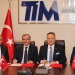 OSBÜK ile TİM arasında iş birliği protokolü imzalandı