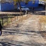 Uludere'de köy yolları yenilendi