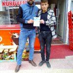Yerköy Ülkü Ocaklarından, uyuşturucuya hayır kampanyası
