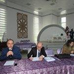 Kırıkkale-Samsun Demir Yolu Projesi ÇED değerlendirme toplantısı