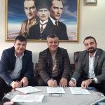 Yenikarpuzlu Belediyesinde toplu iş sözleşmesi imzalandı