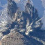İki ülke anlaştı! Dağlar patlatıldı