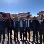 Çumra'da anaokulu inşaatı başladı