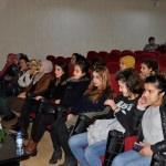 """Çukurca'da """"Madde Bağımlığı ve Aile Eğitimi"""" semineri"""