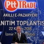 """PTT """"akıllı pazar yerini"""" tanıttı"""