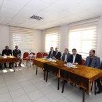 Erciş'te tarımsal sulama sorunları tartışıldı