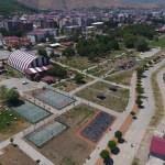 Tatvan'a 4 yılda 400 dönüm yeşil alan kazandırıldı