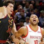 Cedi'li Cavaliers, Rockets'ı yıktı