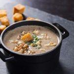 Cevizli çorba nasıl yapılır?