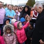 TBMM Başkanı Binali Yıldırım Edirne'de fabrika ziyaret etti