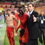 Kayserispor'da Ertuğrul Sağlam kararı