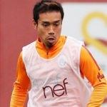 Galatasaray'da Nagatomo şaşkınlığı