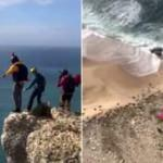 Paraşütü açılmayan turistin feci ölümü