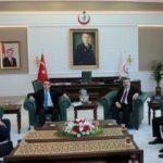 TÜSİAD'dan Sağlık Bakanlığına ziyaret