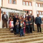 İlkokul öğrencilerinden hastane ziyareti