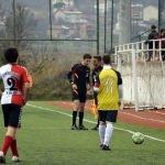 Takımı ligden çekilen teknik direktörden hakeme hakaret