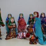 """Anadolu kültürü """"kitre bebekler"""" ev hanımlarının elinde hayat buluyor"""