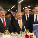 Anadolu Üniversitesinin 60. kuruluş yılı resepsiyonu