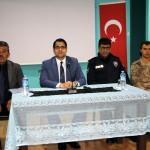 Kaymakam Özdemir, okul müdürleriyle buluştu