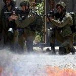 İsrail'den Batı Şeria'daki gösterilere müdahale!
