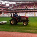 Antalya Stadı Göztepe maçına hazır