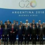 Arjantin'de G-20 Liderler Zirvesi başladı