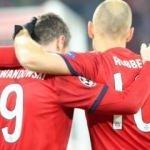 Bayern gol yağmuruyla turladı!