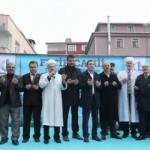 Dönüşüme giren Fetih Camii'nin temeli atıldı
