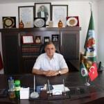 Kumluca Ziraat Odası Başkanı Kayhan görevinden istifa etti