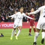 Haftanın maçında PSG Liverpool'u affetmedi