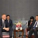 Kültür ve Turizm Bakanı Ersoy Çin'de