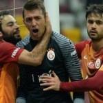 Muslera ve Selçuk'un dikkat çeken Beşiktaş detayı