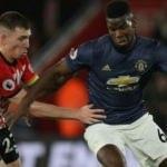 Manchester United puanı zor kurtardı