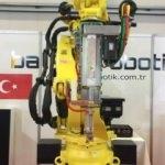 Mehter Marşı ile dans eden robot şaşırttı