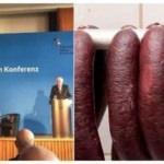 İslam Konferansı'nda domuz eti skandalı!