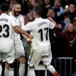 Real Madrid dev maçta nefes aldı