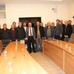 Beyşehirli balıkçılardan Beyşehir Belediyesine teşekkür ziyareti
